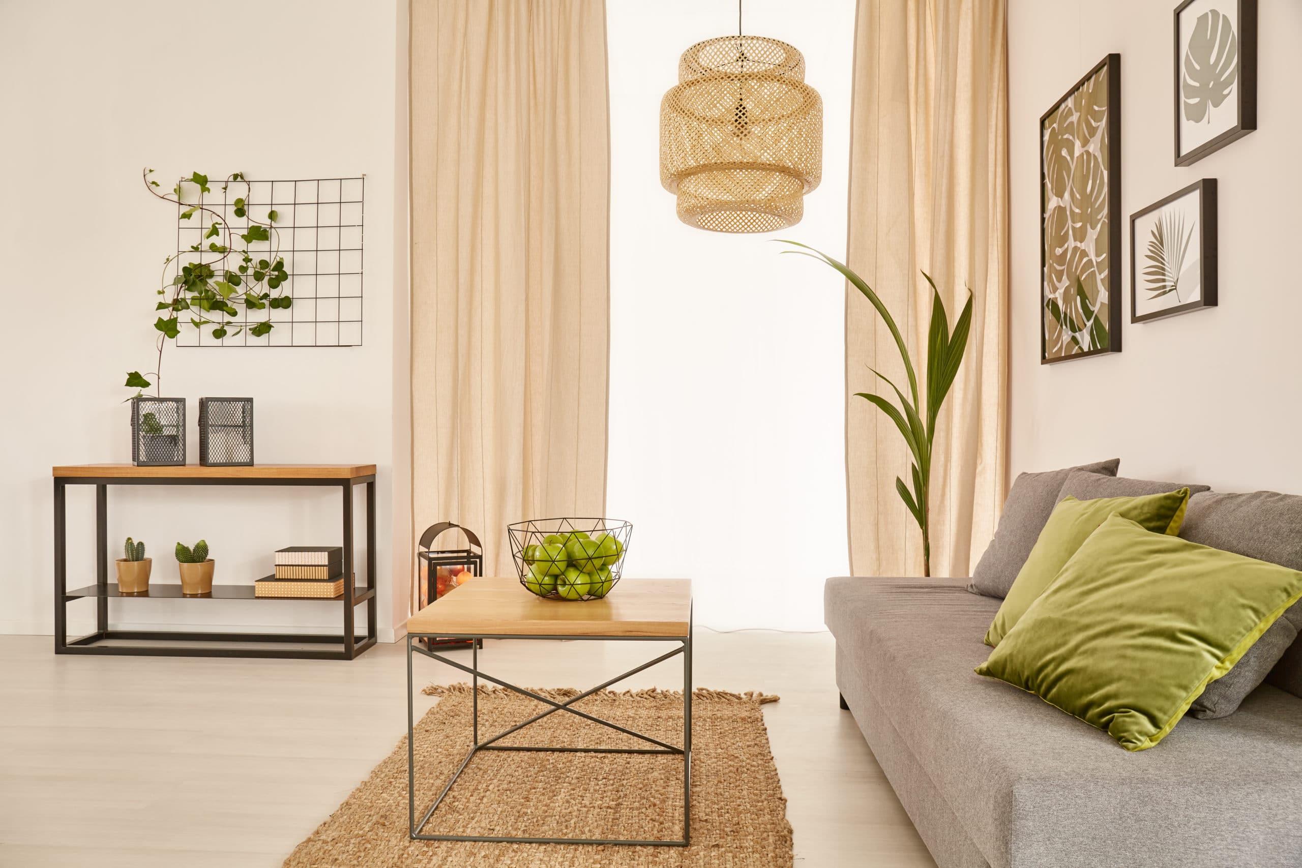 Nachhaltiges Home Staging